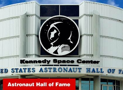 Kennedy Space Center - Admission Badge